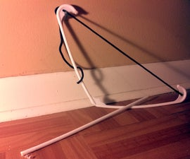 hanger bow and arrow