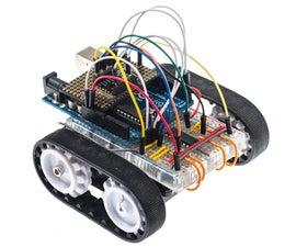 Control a Zumo Robot Using the ESP8266