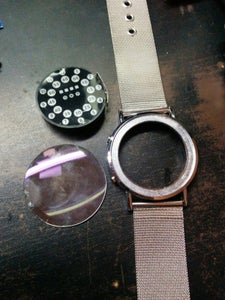 Disassemble the Watches