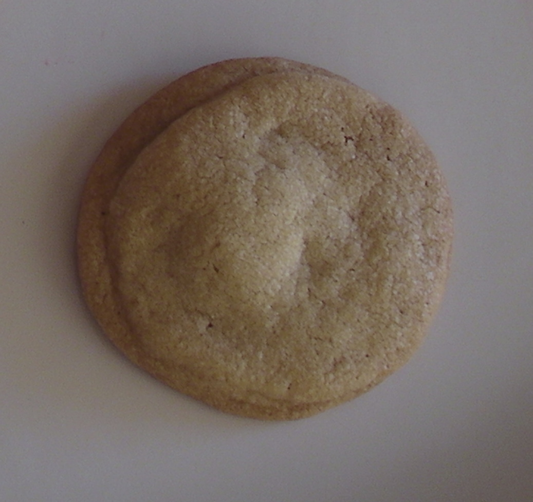 Picture of Half a Peanut Butter Cup - Completly Enclosed in Cookie