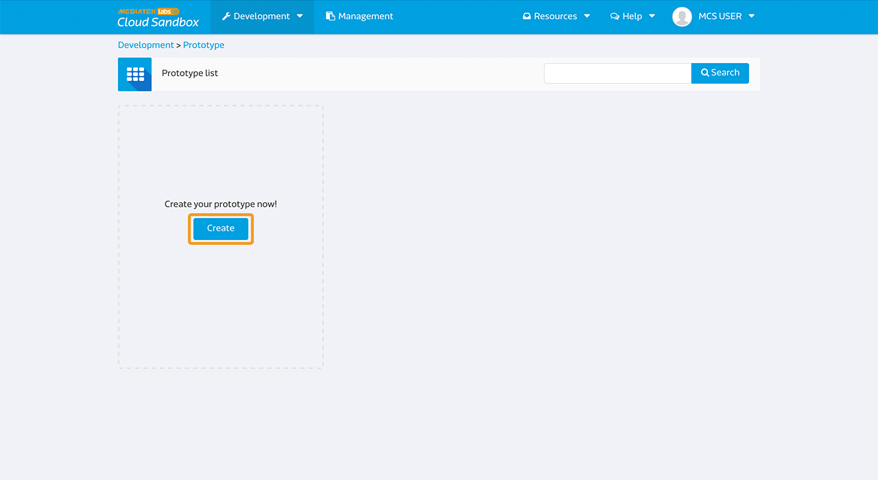Picture of Create a Prototype for RC Tank on MCS Cloud