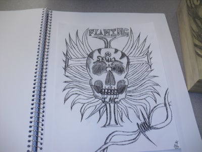 My Hand Drawn LOGO
