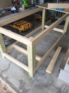 Start Cutting Wood