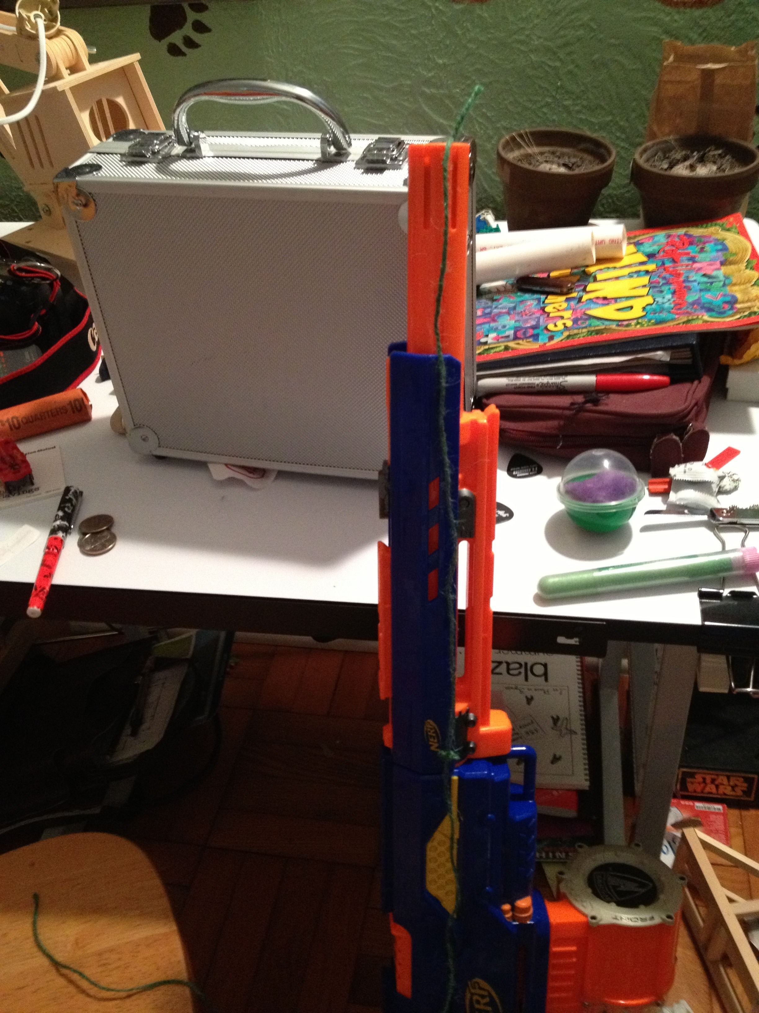 Picture of Clog Up a Nerf Gun
