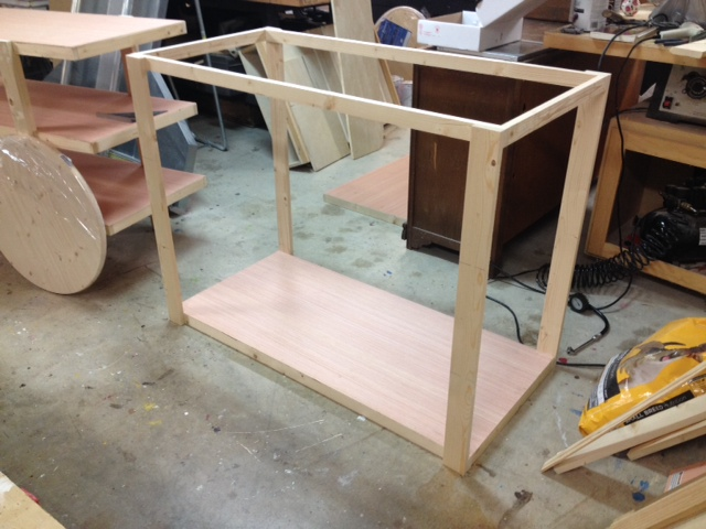 Picture of Step 4  the Cart Top
