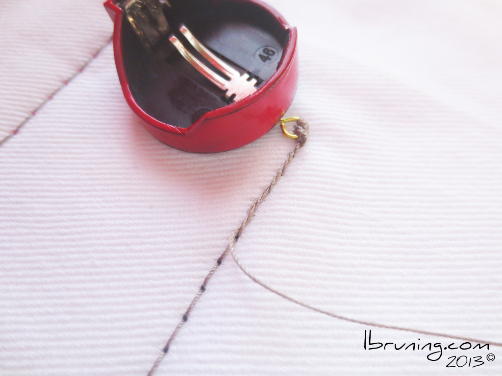 Picture of Sew Battery Holder