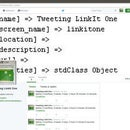 LinkIt One Tutorial #13 - Send a tweet