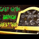 How to Restore Cast Iron Benchs