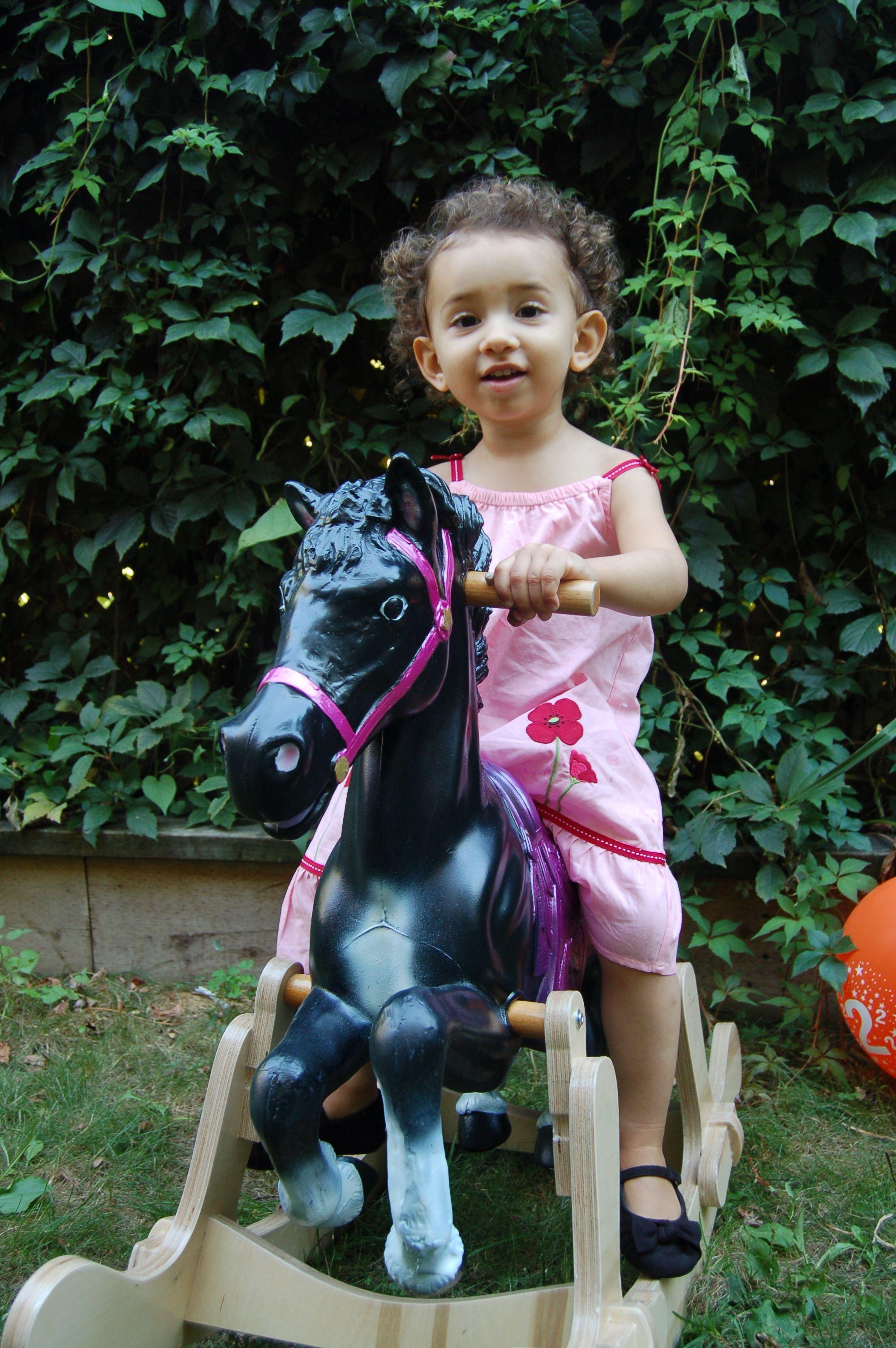 Picture of Retrofitting a Retro Rocking Horse