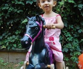 Retrofitting a Retro Rocking Horse