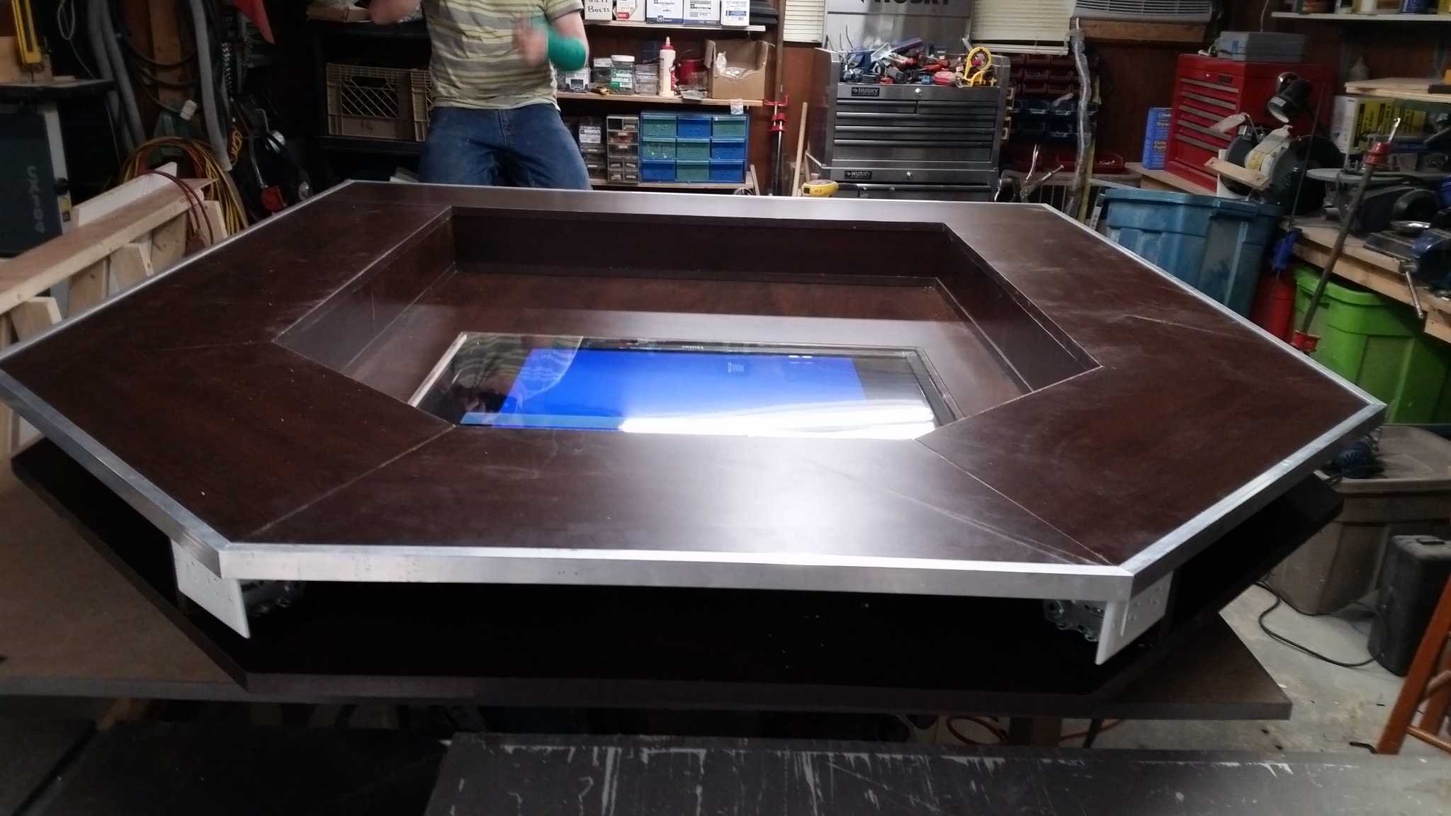 Picture of Finished Table
