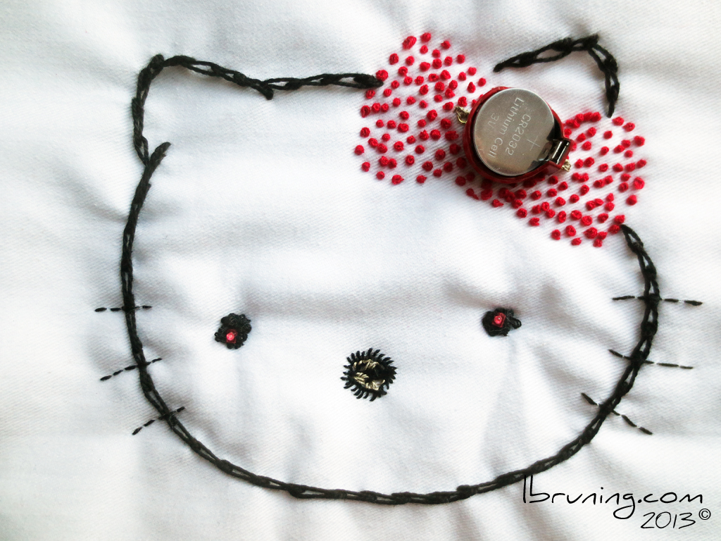 Picture of Turn Hello Kitty On!