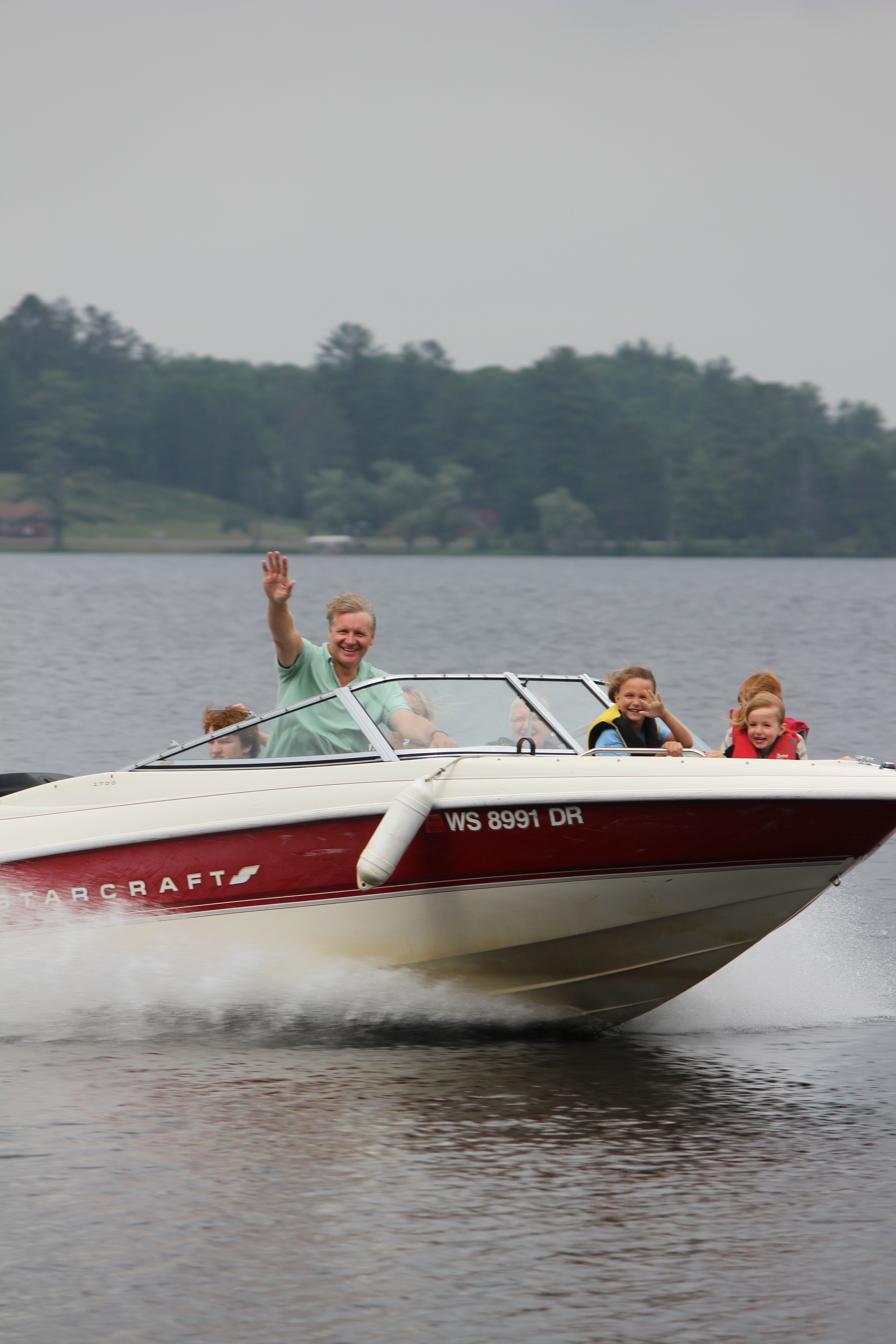 Picture of Boat Driving