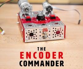 Encoder Commander