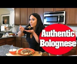 Mariah Milano's Authentic Bolognese Sauce W Gluten Free Spiral Pasta