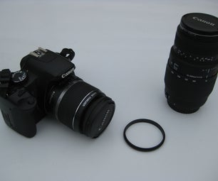 Super Macro Photography With a Coupling Ring