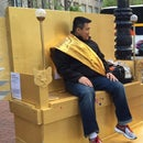 SoulGym: Throne Chair with Wings