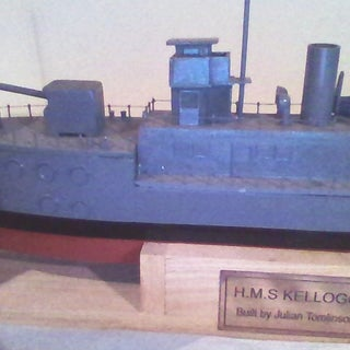 Build a Model Boat: Telectra