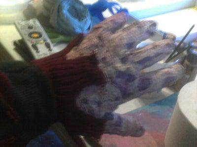 Freddy Krueger Left Hand