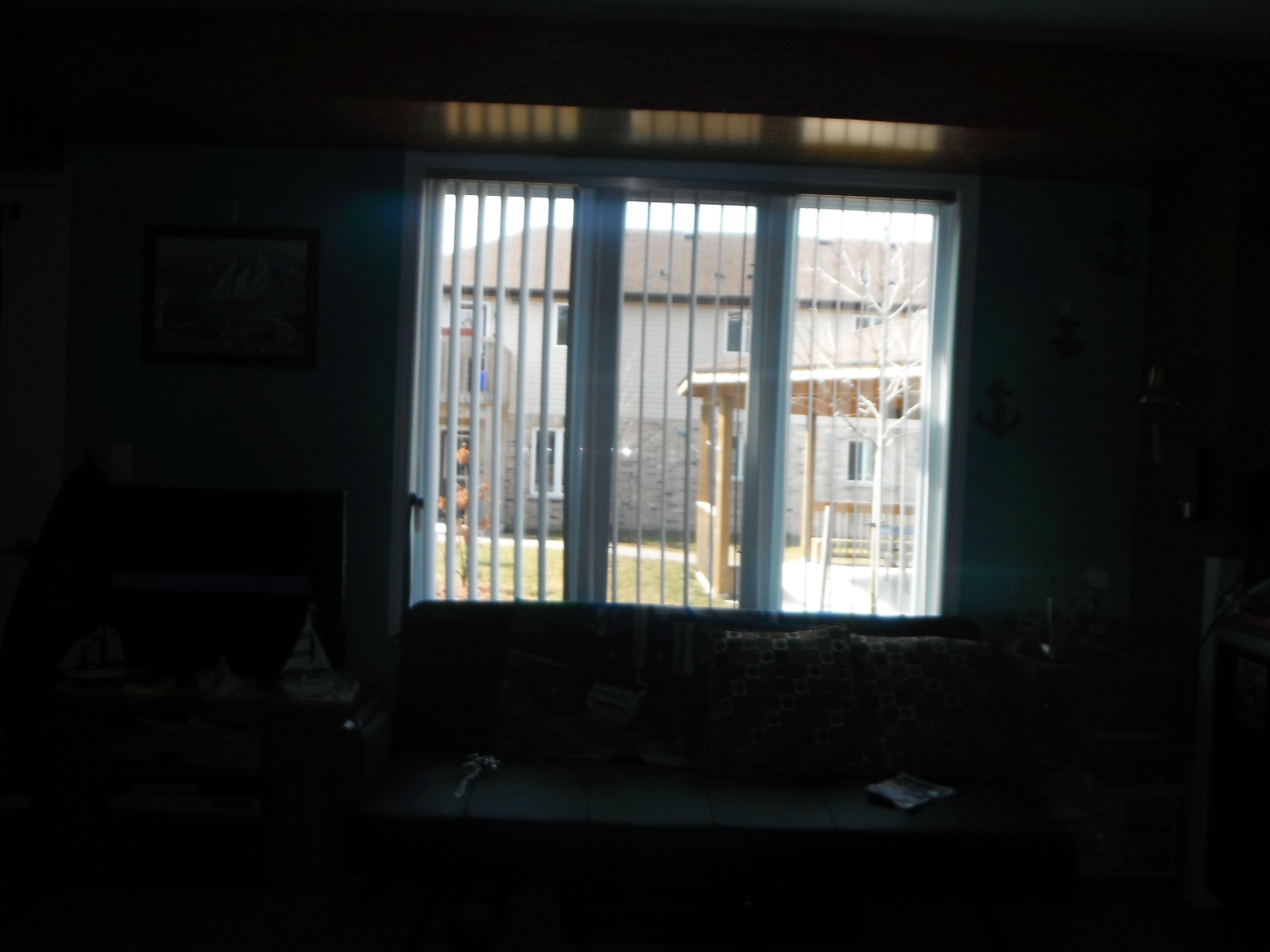 Picture of Motorized/electric vertical blinds?
