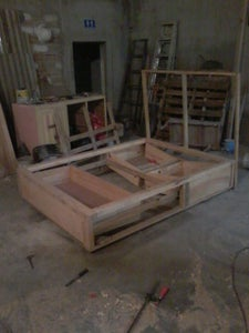 Making the Headboard