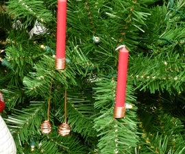 Christams Tree Candle Holders