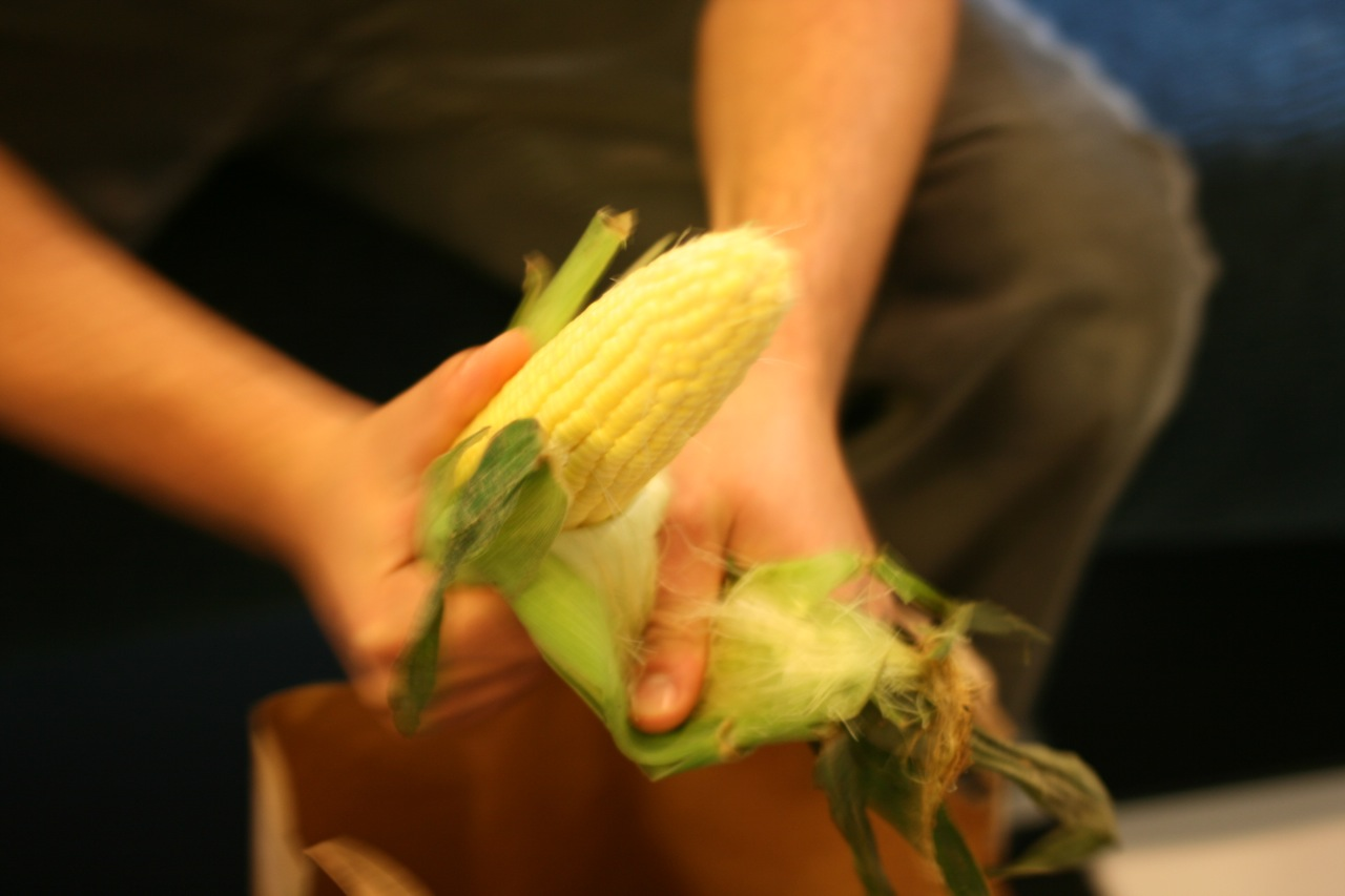 Picture of Shuck the Corn