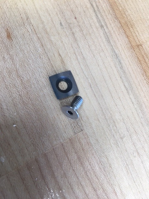 Picture of Parts List for Tool