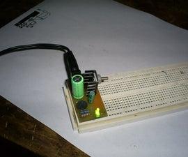 Make A Breadboard Power Supply