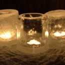 How To Make Ice Lanterns