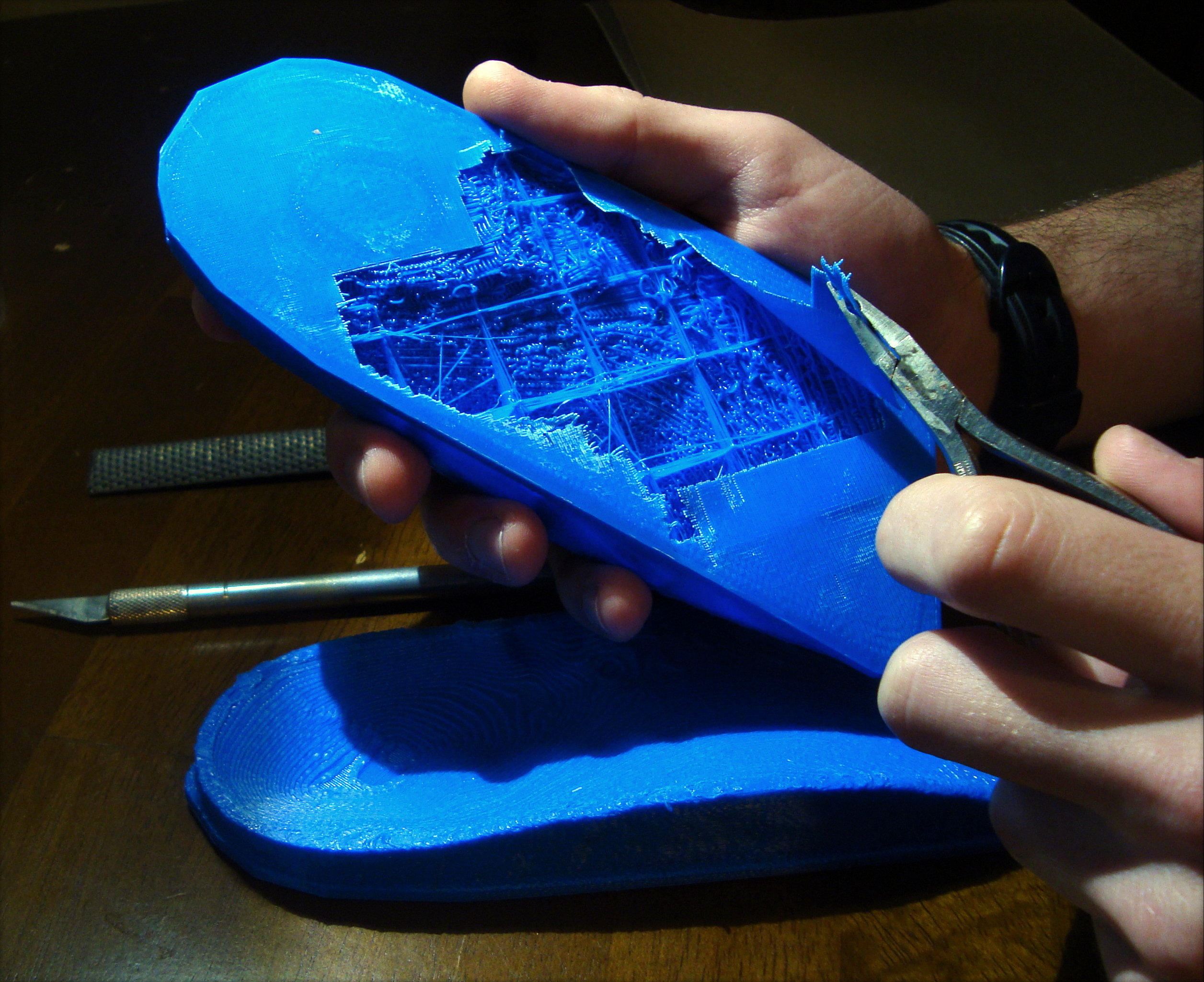 Picture of Finalizing Your Orthotics