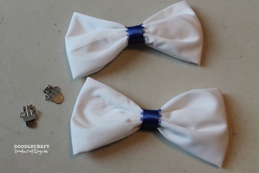 Picture of Bow Shoe Clips!