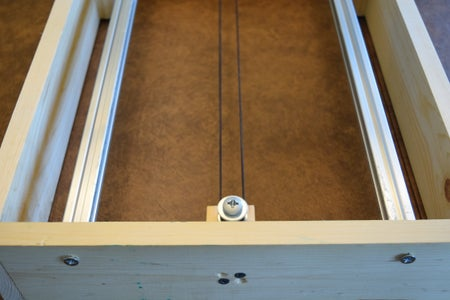 Making the Bed and Y Axis