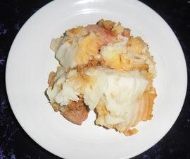 Smokey Shepherd's Pie