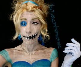 Cinderella Scarecrow! Happy Halloween!