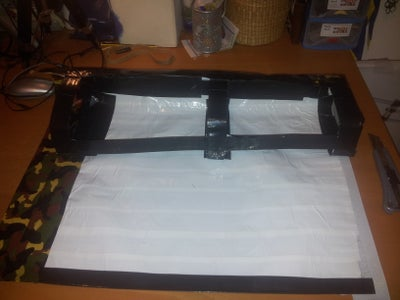 Crossbow Carry Bag Part 1 the Shell