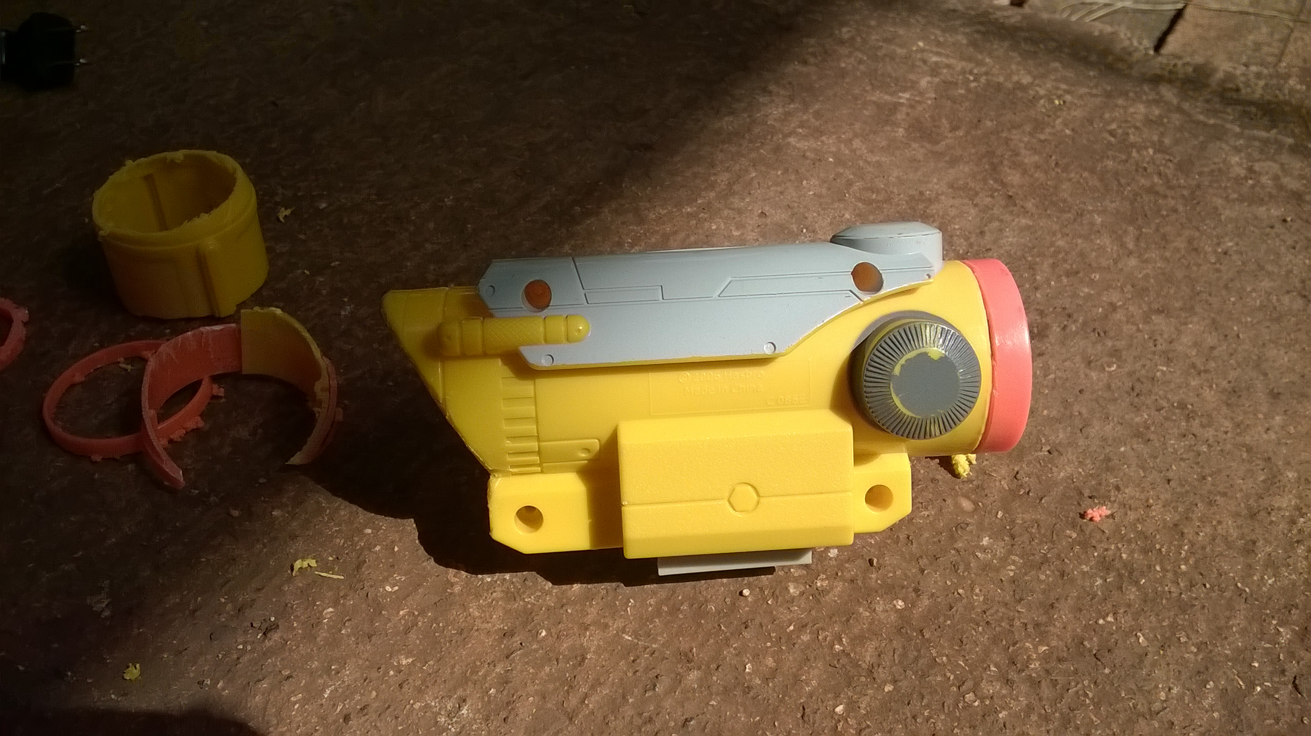 Picture of Longshot Scope Making Tips