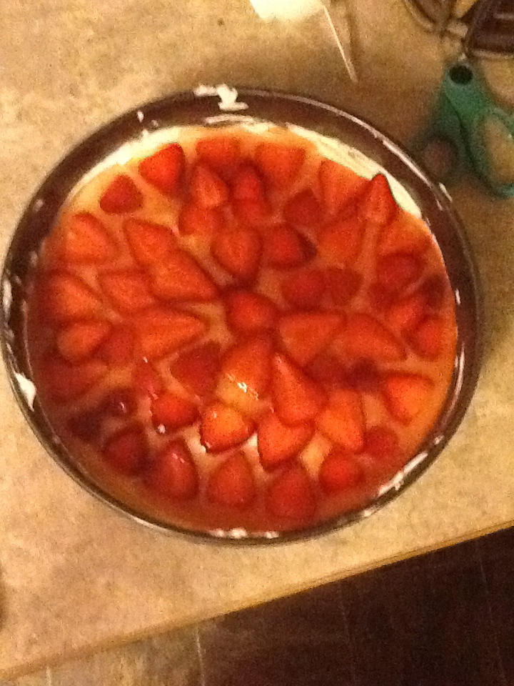 Picture of Sweet No Bake Cheesecake