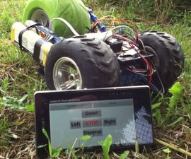 Control your Tyco RC car with your Smartphone!