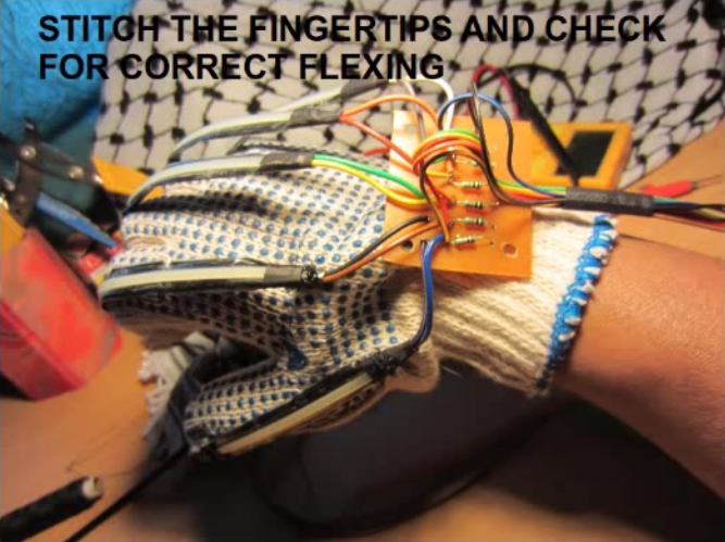 Picture of Step 6: Completing the Glove