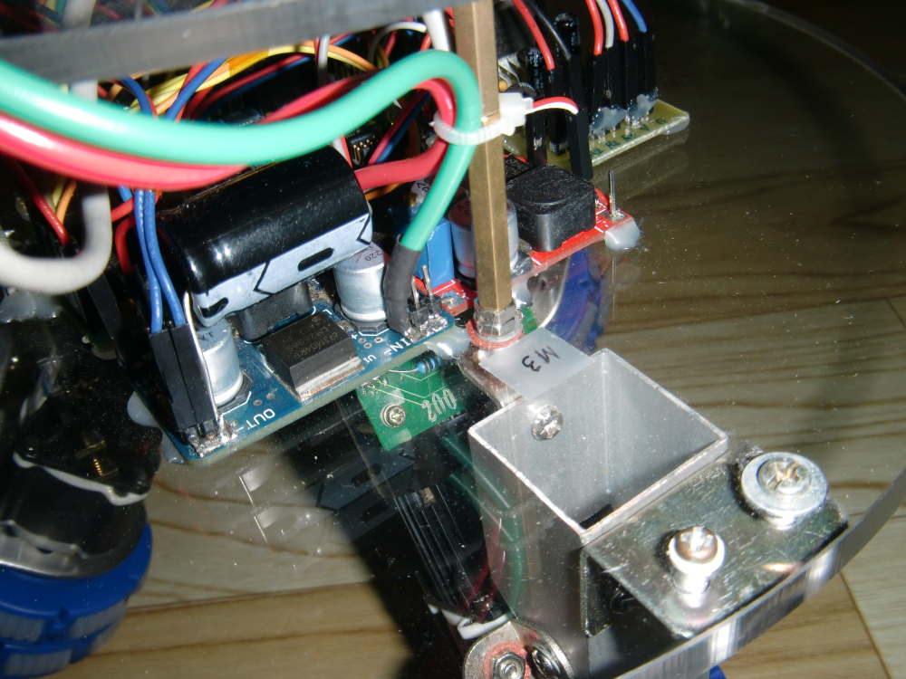 Picture of Add the Electronic Modules
