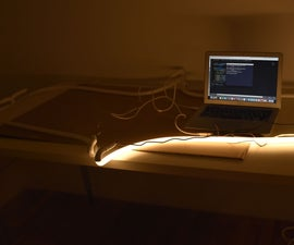 Controlling a Neon Light With an Arduino