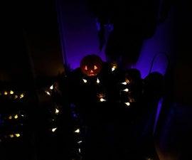Automated Halloween Display Using a Raspberry Pi