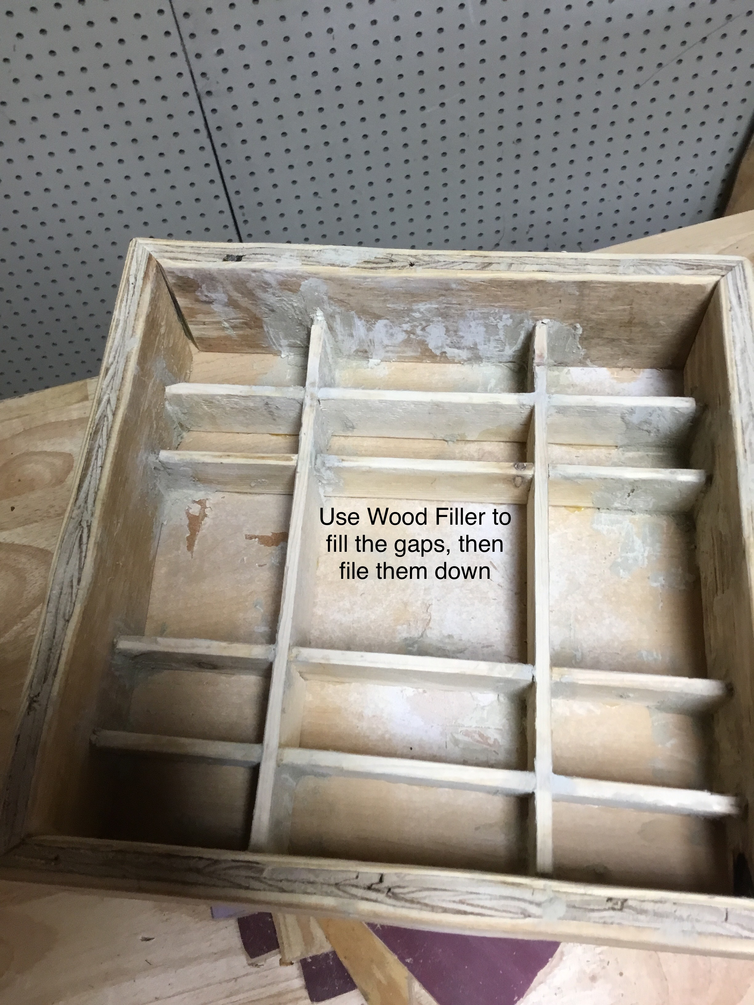 Picture of Wood Filler