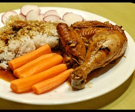 Teriyaki Chicken - Slow Cooker Version