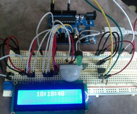 Arduino Home Monitor System