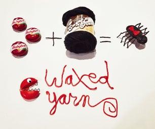 Babybel Cheese Wax Yarn Toy