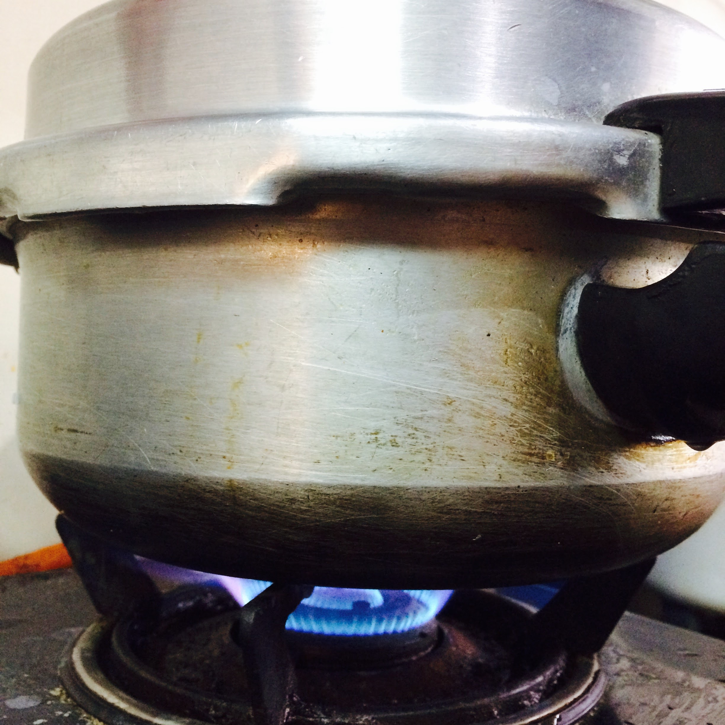 Picture of Pressure Cook the Dal