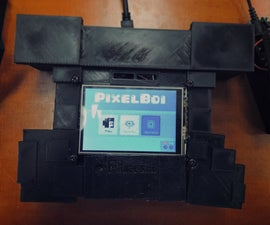 Handheld Console With Wireless Controllers and Sensors (Arduino MEGA & UNO)