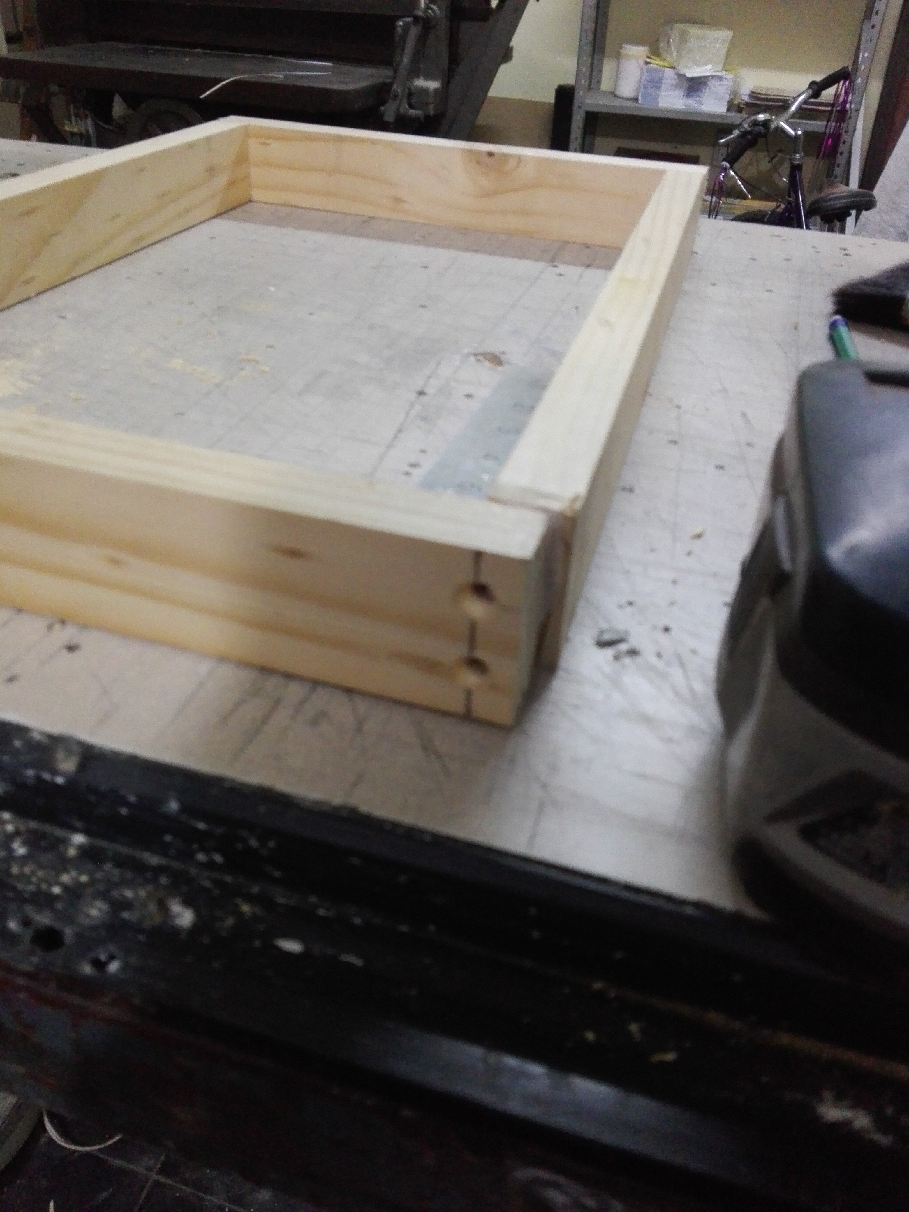 Picture of Wooden Frame / Marco De Madera::
